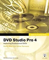 apple pro training series dvd studio pro 4 3rd edition