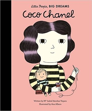 Coco Chanel by Mª Isabel Sánchez Vegara