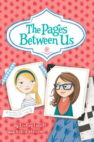 The Pages Between Us (The Pages Between Us, #1)