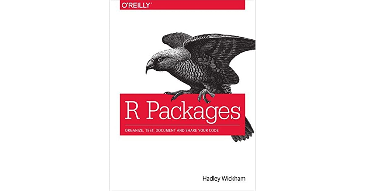 R Packages by Hadley Wickham
