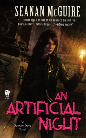 An Artificial Night (October Daye, #3)