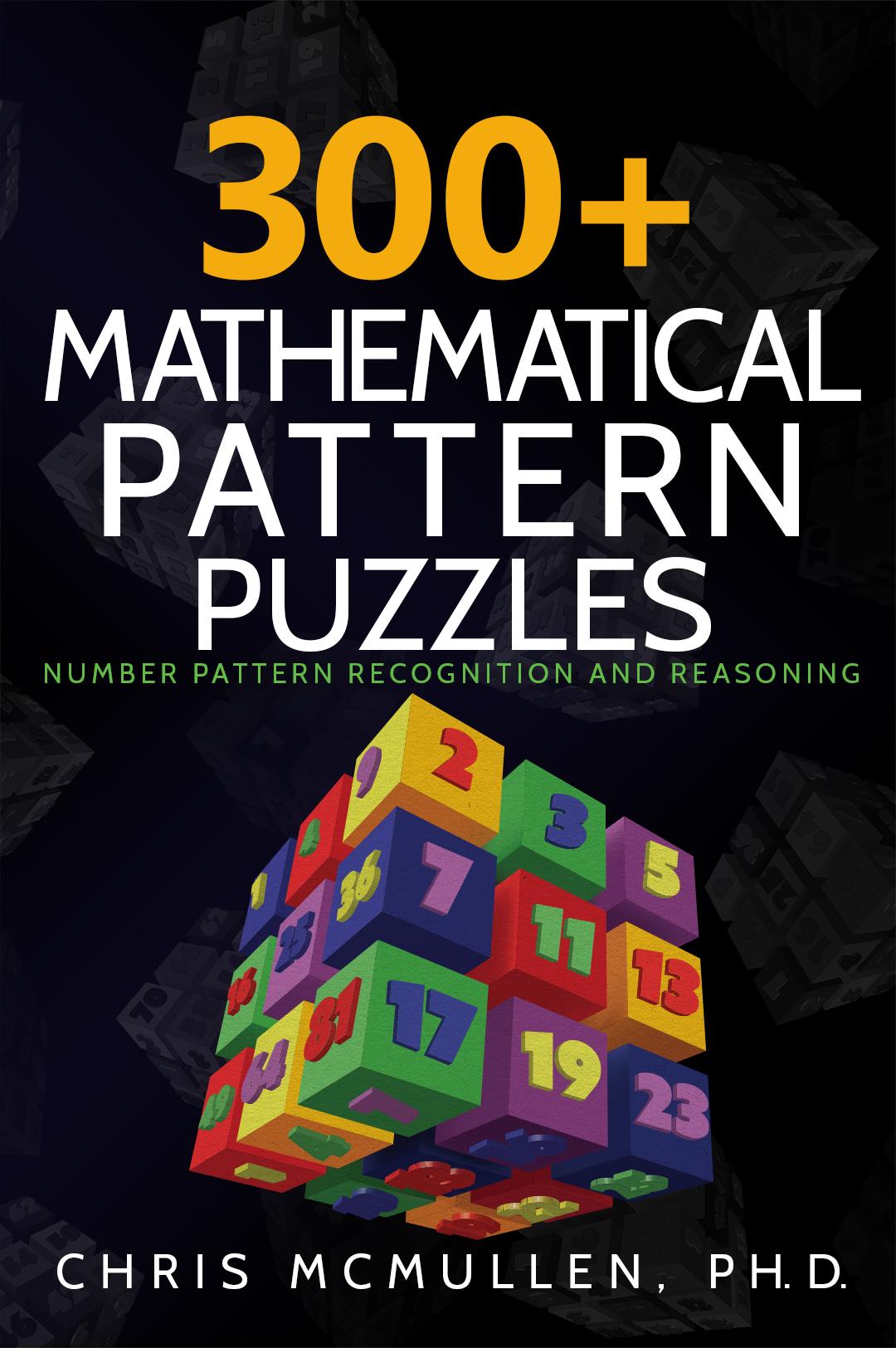 300-Mathematical-Pattern-Puzzles