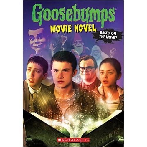 Goosebumps: Movie Novel by R.L. Stine — Reviews ...