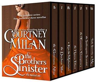The Brothers Sinister: The Complete Boxed Set #.5-4.5
