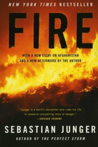 fire by sebastian junger  sy