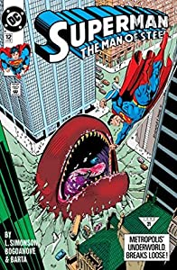 Superman: The Man of Steel (1991-2003) #12