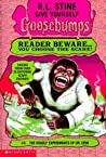 The Deadly Experiments of Dr. Eeek (Give Yourself Goosebumps, #4)
