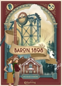 Baron 1898 by Jacques Vriens