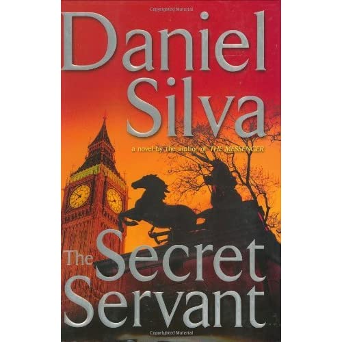 The secret servant daniel silva