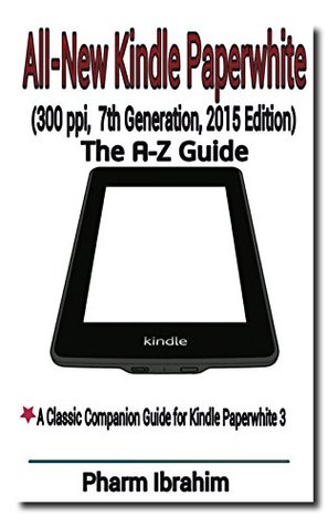 All-New Kindle Paperwhite (300 ppi, 7th Generation, 2015 Edition