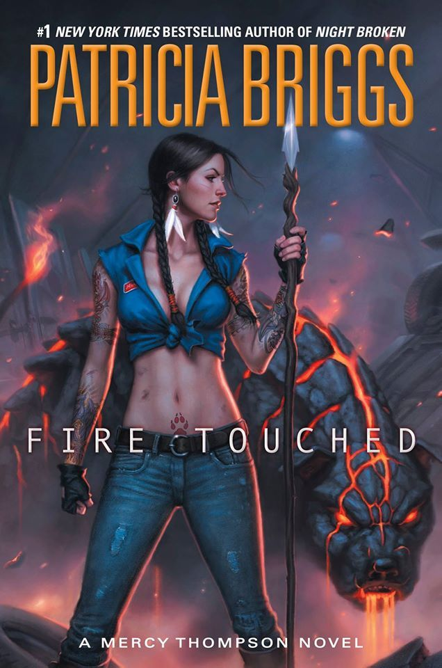 Patricia Briggs - Mercy Thompson 9 - Fire Touched