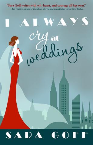 I Always Cry at Weddings