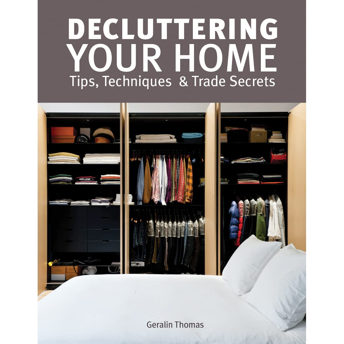 book giveaway for decluttering your home tips techniques