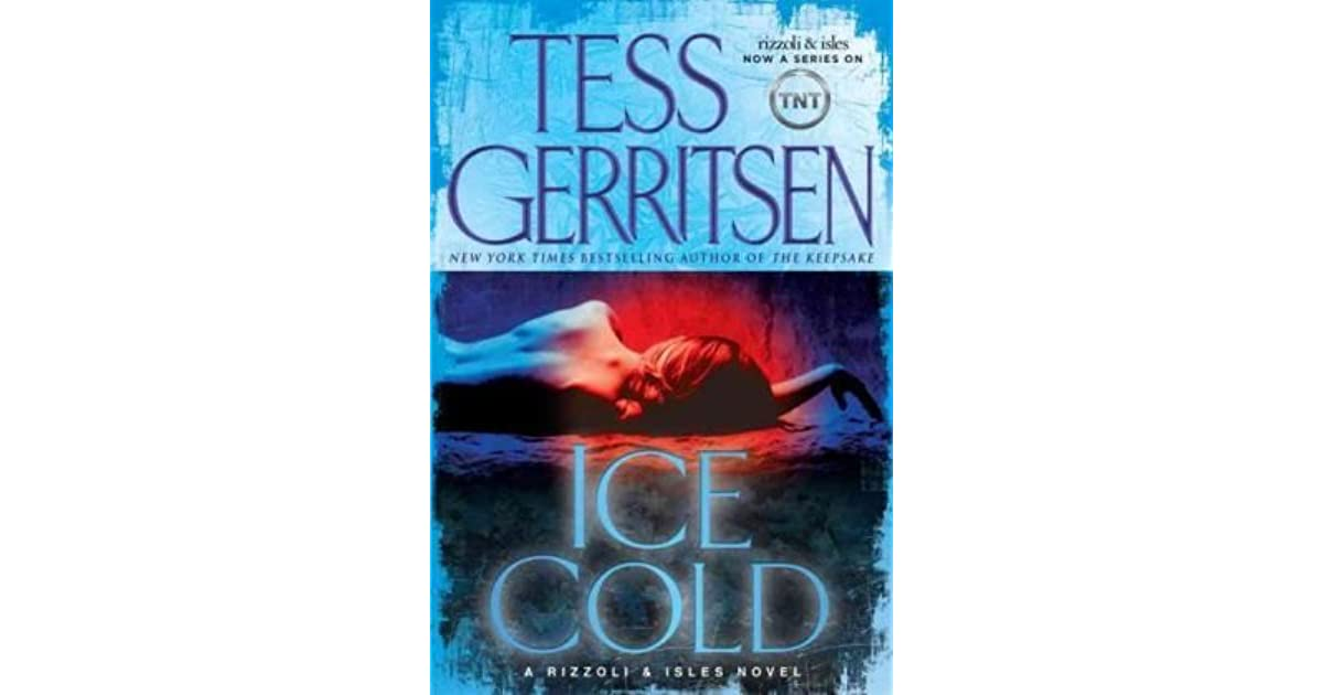 Tess Gerritsen Ice Cold Pdf