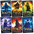Septimus Heap Collection: Darke, Magyk, Flyte, Physik, Queste, Syren) (Wizard Apprentice Series Collection