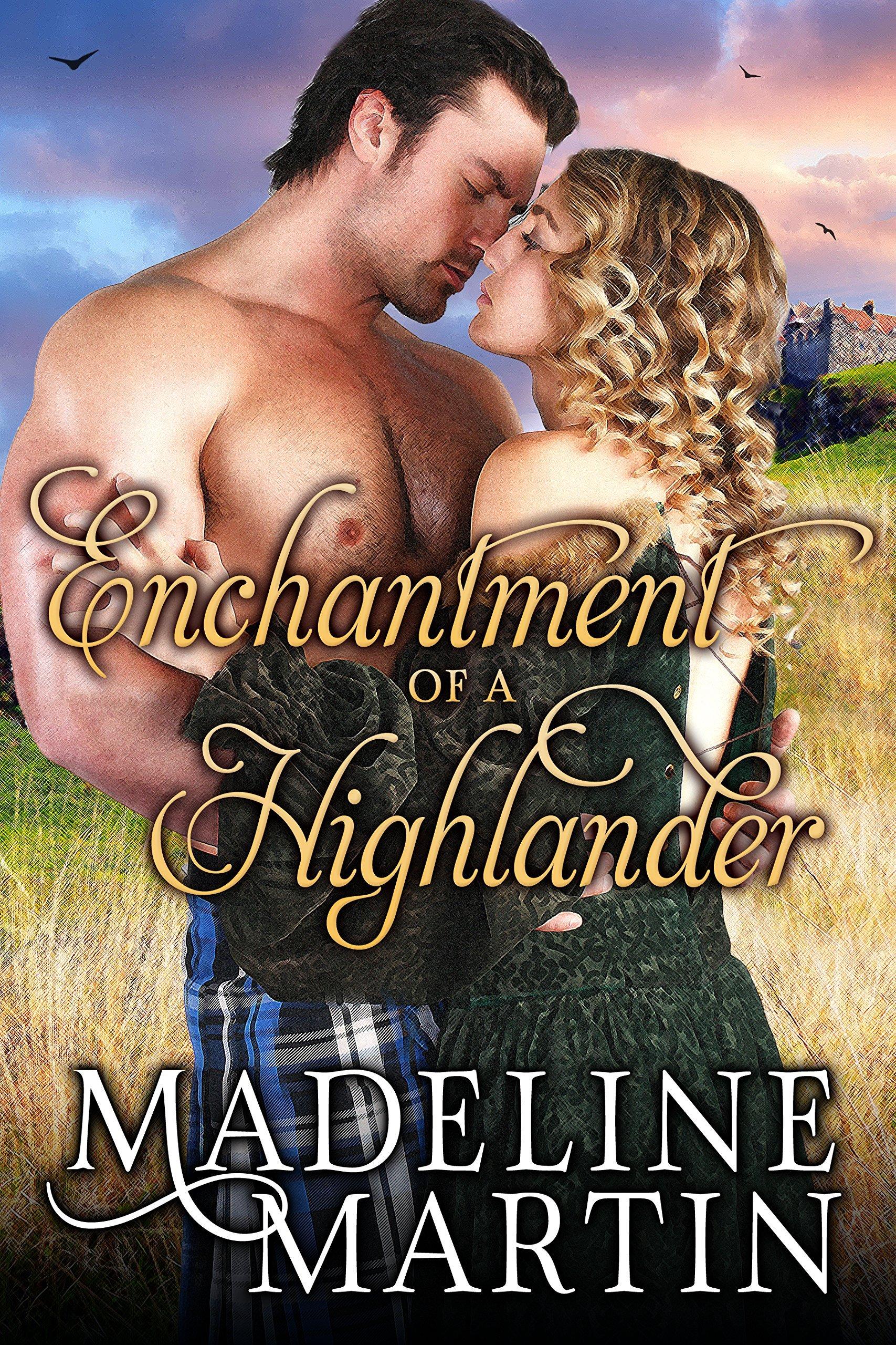 Enchantment of a Highlander (Highlander, #3)