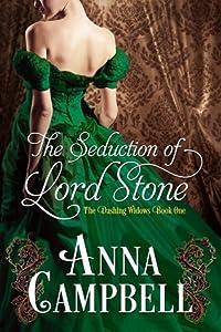 The Seduction of Lord Stone (Dashing Widows, #1)