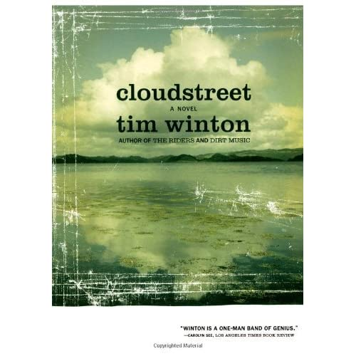 essay on cloudstreet by tim winton Tim winton's cloudstreet tells the story of two working-class families, the lambs and the pickles, who are forced to live in the same house.