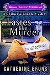 Tastes Like Murder (Cookies & Chance Mystery #1)