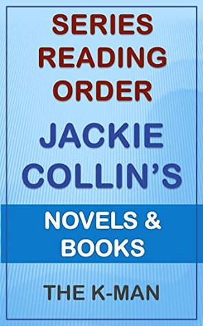 Jackie collins books in order