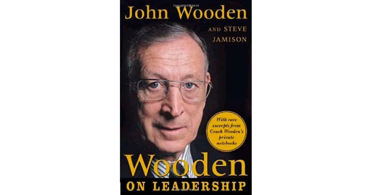 Wooden On Leadership How To Create A Winning Organization By John