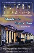 Murder on Sisters' Row (Gaslight Mystery, #13)