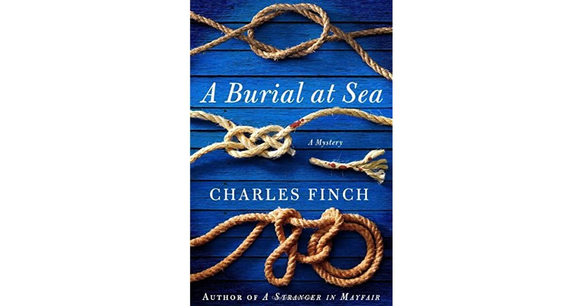 A Burial at Sea (Charles Lenox Mystery, Book 5)