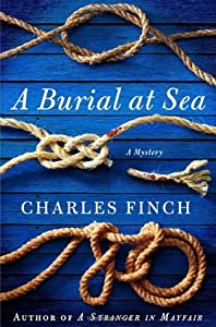 A Burial at Sea (Charles Lenox Mysteries, #5)