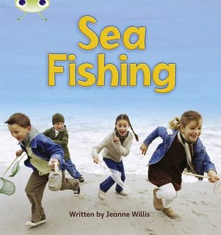 Sea Fishing: Non-Fiction Set 12 (Phonics Bug)