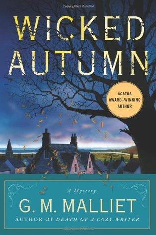 Wicked Autumn (Max Tudor #1)
