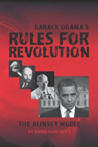 Barack Obama's Rules for Revolution: The Alinsky Model