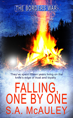 Falling, One by One by S.A. McAuley