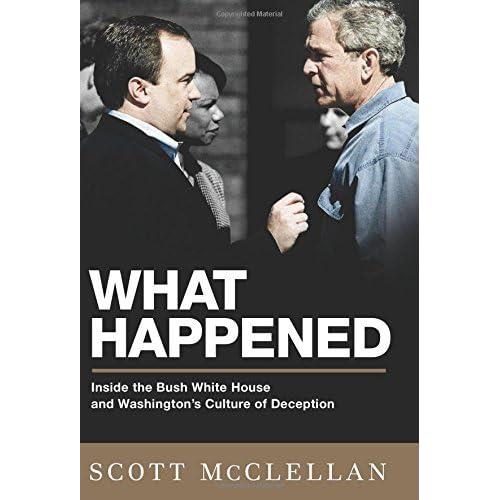 What Happened: Inside the Bush White House and Washington ... 1940s White House Scottie