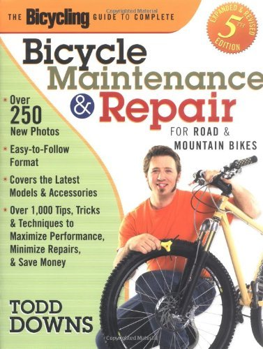 The Bicycling Guide to Complete Bicycling Maintenance & Repair (2010)