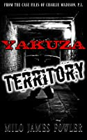 Yakuza Territory (The Suprahuman Secret, #3)