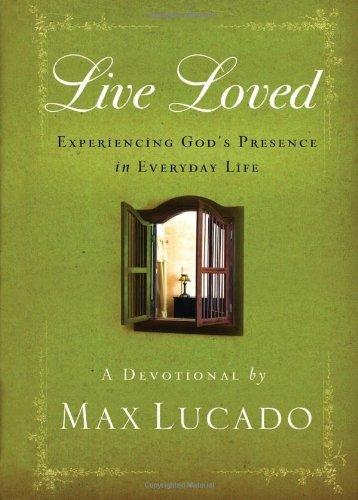 Live Loved - Max Lucado