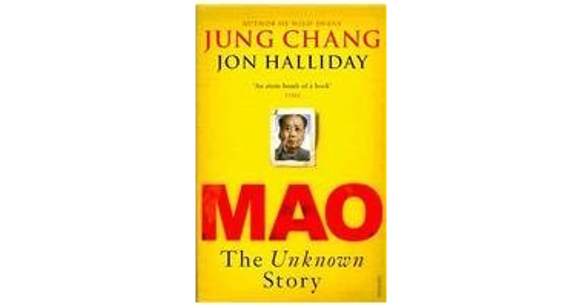 Horace Derwent's review of Mao: The Unknown Story