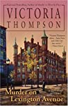 Murder on Lexington Avenue (Gaslight Mystery, #12)