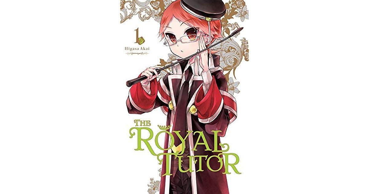 The Royal Tutor, Vol. 1 by Higasa Akai