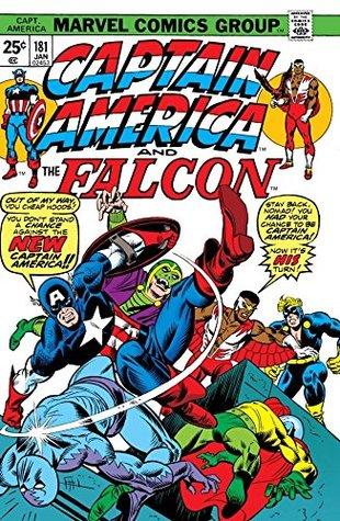 Captain America (1968-1996) #181