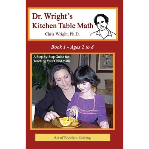Dr wrights kitchen table math book 1 by chris wright workwithnaturefo