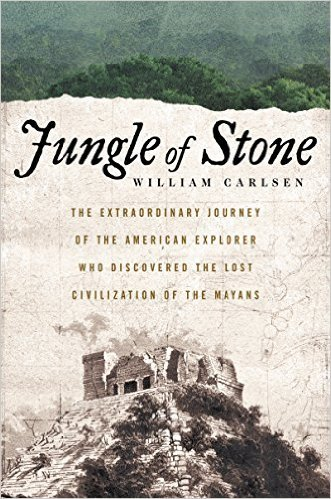 Carlsen, William] Jungle of Stone  The True Story