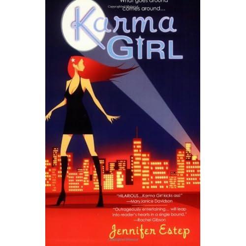 Karma Girl (Bigtime, #1) by Jennifer Estep