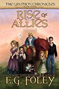 Rise Of Allies (The Gryphon Chronicles, #4)