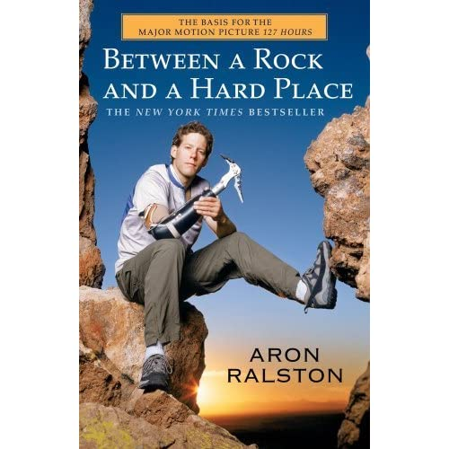 Between a rock and a hard place by aron ralston fandeluxe PDF
