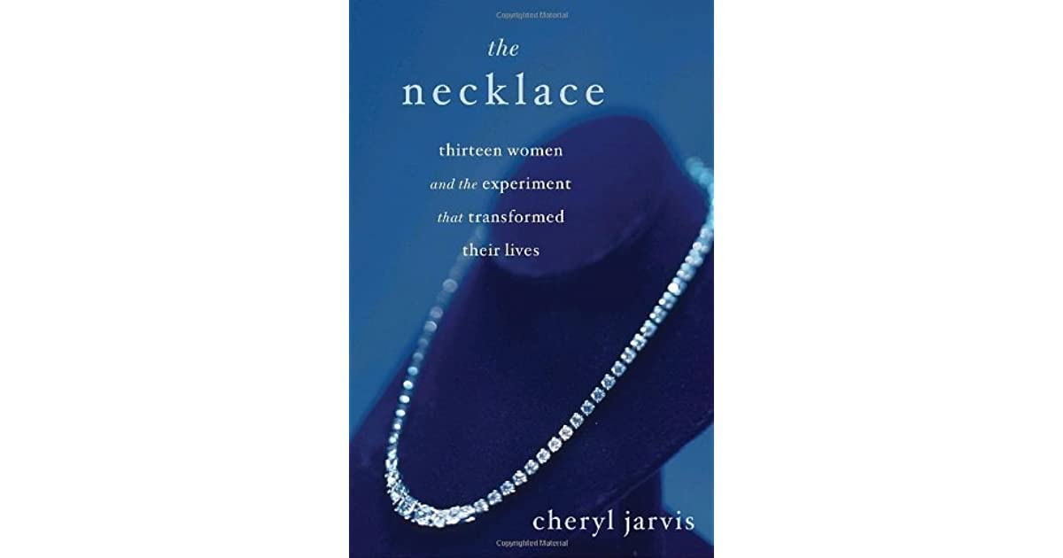 irony essay on the necklace Free essay: irony in maupassant's the necklace guy de maupassant's the necklace is situational irony written in 1884 the story was written in a.