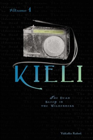 "Book cover of ""Kieli"" by Yukako Kabei"