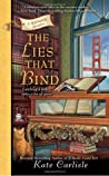 The Lies That Bind (A Bibliophile Mystery, #3)