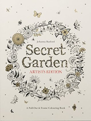 Secret Garden Artist\'s Edition: A Pull-Out and Frame ...
