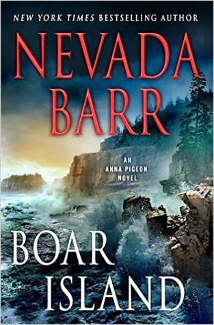Boar Island (Anna Pigeon, #19)
